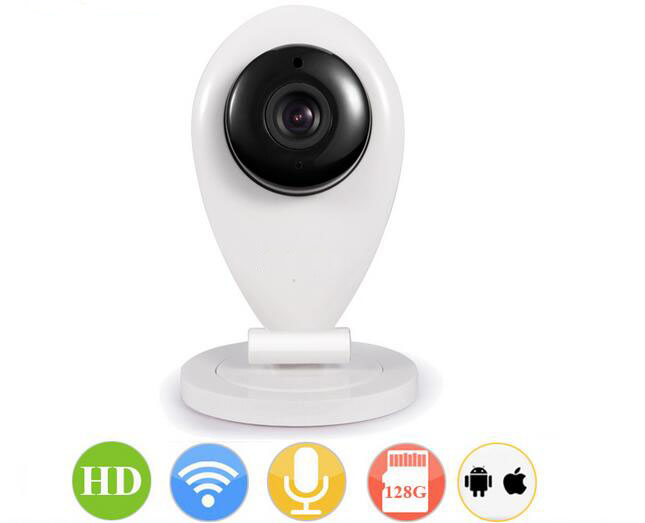 720P Wireless P2P IP Camera Wifi Network Home CCTV Remote Security Baby Monitor Baby Camera Surveillan Web Camera