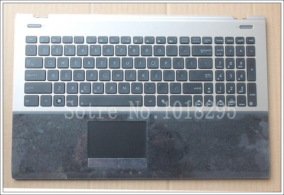 Inglese Tastiera Del Computer Portatile per ASUS U56 U56E U56E-BBL6 U56E-EBL8 U52 U52F U52Jc U53 U53F U53Jc U53SD US shell PalmrestInglese Tastiera Del Computer Portatile per ASUS U56 U56E U56E-BBL6 U56E-EBL8 U52 U52F U52Jc U53 U53F U53Jc U53SD US shell Palmrest