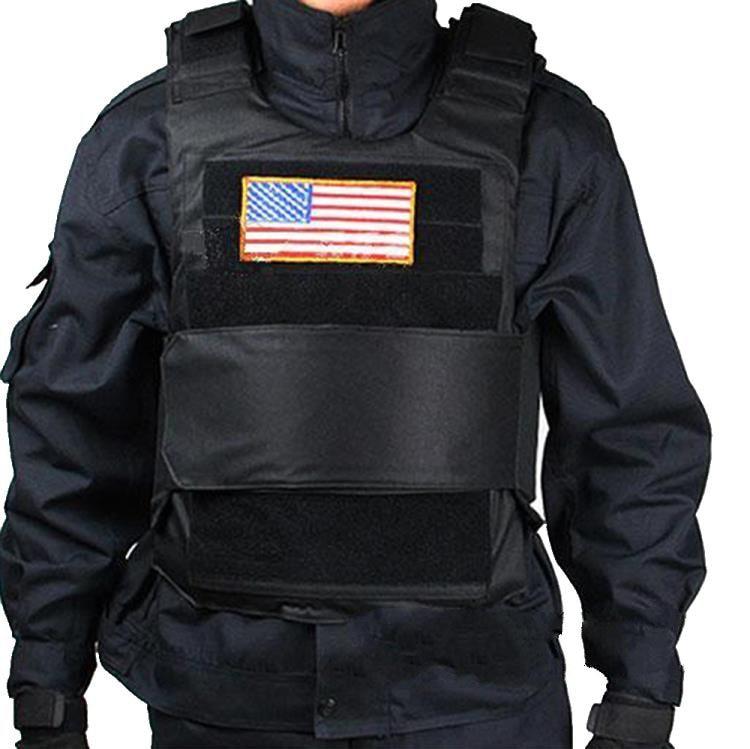 600D tactical vest stab vest bulletproof vest CS outdoor ( pluggable steel ) greenbean stab 600