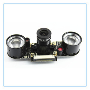 Image 1 - Raspberry Pi 3 Night Vision Fisheye Camera 5MP OV5647 72 Degree Focal Adjustable Camera for Raspberry Pi 3 Model B Plus