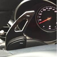 Steering Wheel Shifter Paddle Extension For Mercedes A B C E ML GL CLA GLA GLK SL SLK Class Benz W176 W246 C117 W212 W204 X156