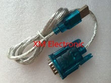 HL 340 New USB to RS232 COM Port Serial PDA 9 pin DB9 font b Cable