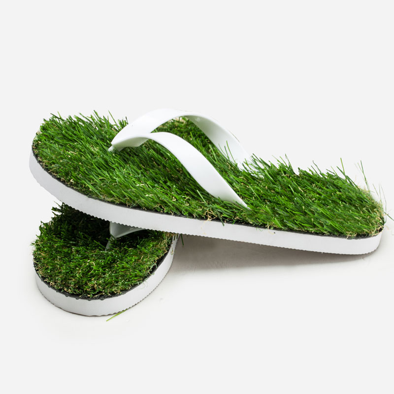 2016 New Lovers Imitation Grass Men Flip Flops For TOP Men Summer Beach Flip Flops Flat Shoe Out Sandals Slipper Sandalias Mujer summer women and men flip flops beach lovers flip flops flat shoes sandals sandalias mujer tx32