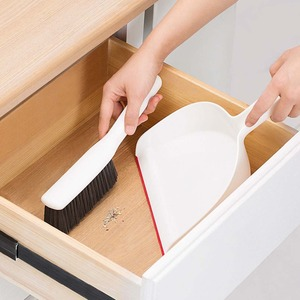 Image 4 - Yijie 미니 빗자루 걸레 더스트 팬 스위퍼 데스크탑 스윕 소형 청소 브러쉬 도구 가사 가정용 홈 키트
