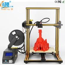 CREALITY 3D Reprap Prusa I3 CR-10 Pas Cher Imprimante 3D Impresora 3D Imprimante Grande Taille D'impression 300*300*400mm En Métal Plein Cadre