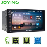 Joying 7 Quad Core 2GB 32GB 2 Din Android 5 1 1 Car Radio Stereo GPS