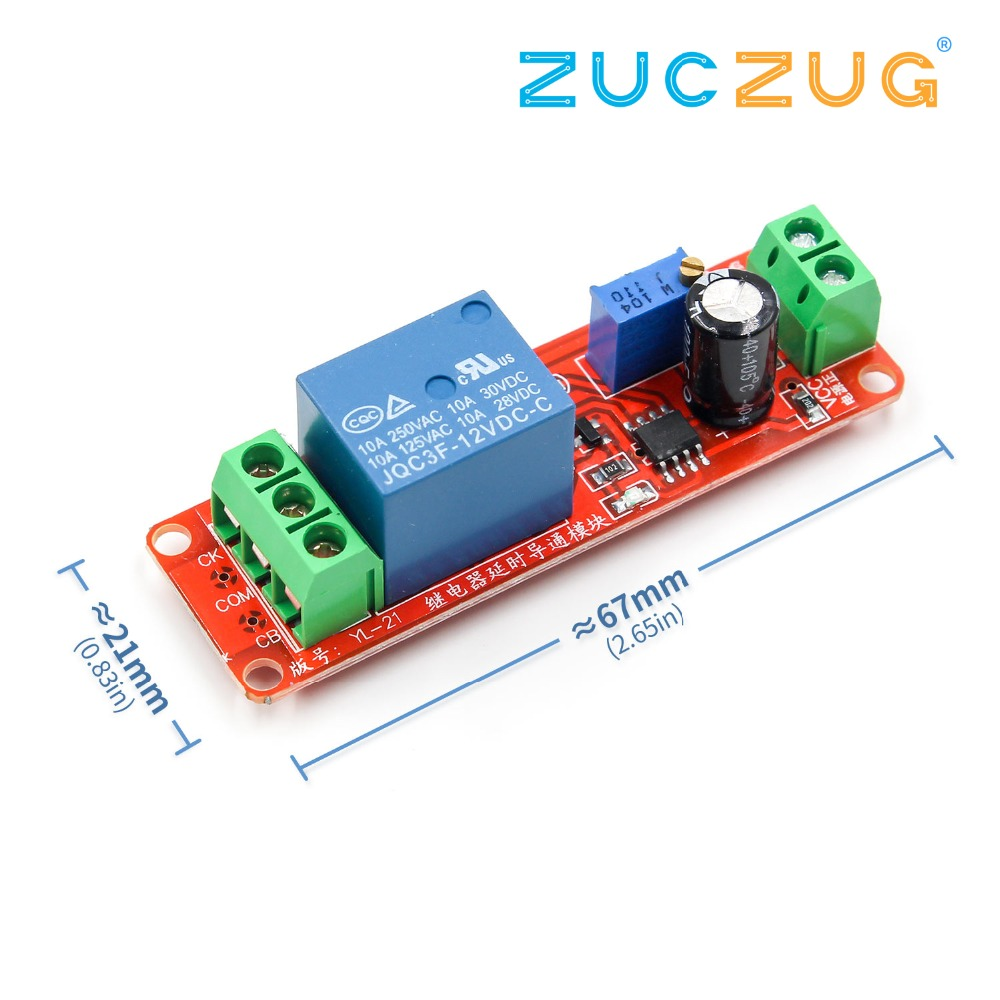 Buy Module Switch Monostable And Get Free Shipping On Means That Once The Circuit Is Switched It Will Time
