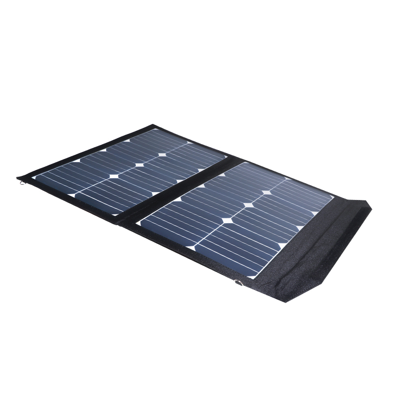Outdoor Camping 45W  Folding Portable Solar Panel