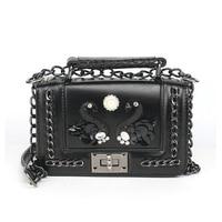 New Women Bags Chain Small Bag Handbag Luxury Handbags Women Famous Brand Designer Bag Shoulder Crossbody