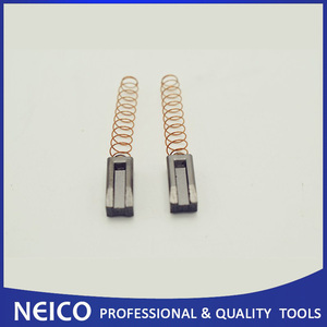 Image 1 - High Quality 10Pairs Carbon Brush For Motor Of Triac S /PID Hot Air Welding Gun / Plastic Welder