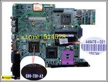original For HP Pavilion DV6500 DV6600 Motherboard 446476-001 100% Test ok