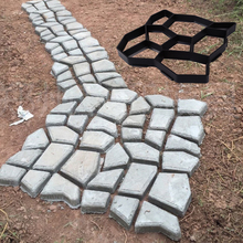 Concrete Mold Paving Cement Mold Sturdy 50*50 Durable Mold Driveway Paving Mold