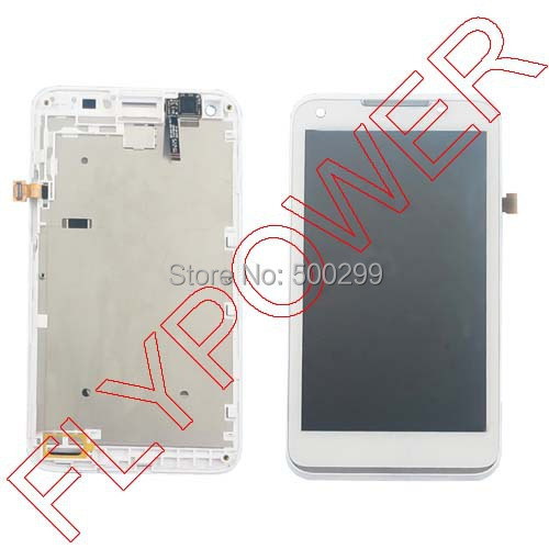 100% New  For Lenovo S880 LCD Display +touch Screen Digitizer Assembly by free shipping рулетка