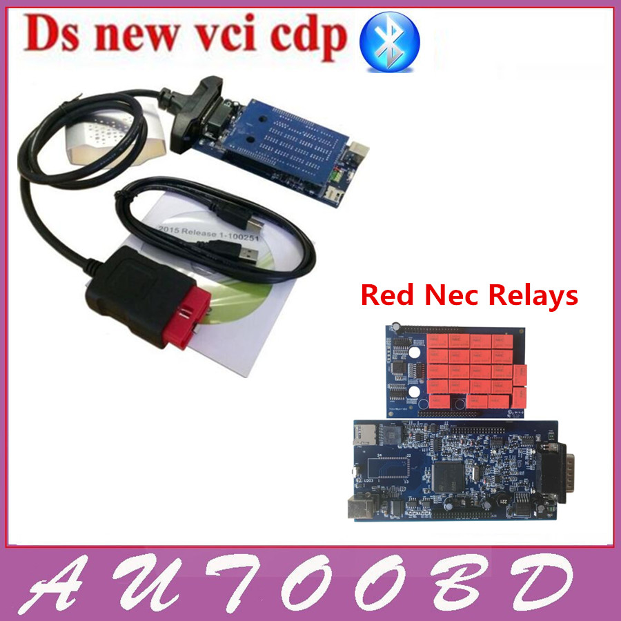 Подробнее о 3pcs/lot DHL Free Gray TCS CDP Pro Plus nec relay New vci CDP Plus obd2 cable+Install Guide Video for Cars& Trucks &Generic 3in1 3pcs lot new design tcs cdp plus without bluetooth for cars trucks and obd2 new verison 2015 3 install video in cd