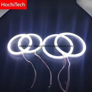 Image 5 - 高品質 COB Led ライト · Cob Led エンジェル · アイズリングのための無料フィアットクーペ 1993 1994 1995 1996 1997 1998 1999 2000