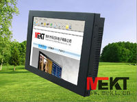 12 1 Inch Touch Screen Monitor Waterproof Lcd Industrial Monitor One Year Warranty