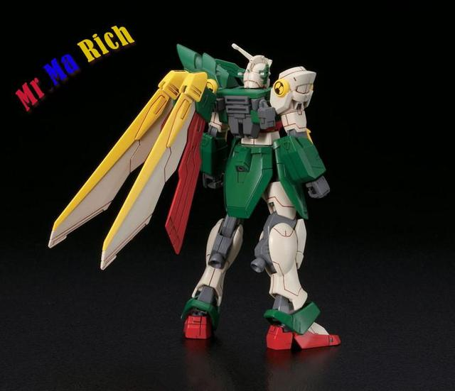 Anime Figure Hg 1:144 Gundam Wing Gundam Assembled Toy Pvc Action Figures Toy Model Collectibles Robot 1