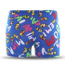 Cartoon Kids Children Boys Swim Beach Swimming Wear Bathing Suit Boxer Shorts Trunks Briefs Pants Beachwear Swimwear Swimsuit