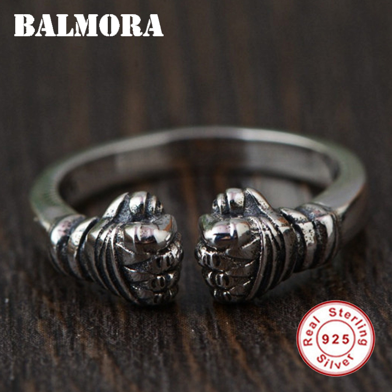 45e601fec54a1 Buy fist ring silver and get free shipping on AliExpress.com