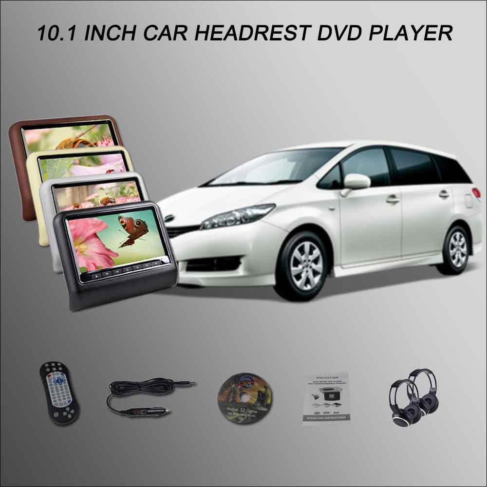 Tpms For Toyota Wish Avensis Probox Wireless Tire Pressure Fuse Box Location Bigbigroad Car Headrest Monitor Digital Lcd Screen 210 Dvd