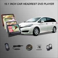 BigBigRoad для TOYOTA Wish подголовник автомобиля мониторы Автомобильный цифровой ЖК дисплей экран 2*10 DVD плеер с HDMI USB/SD/IR/FM