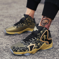 2018 Men Basketball Shoes Athletic Sport Sneakers Male Anti slip Outdoor Trainers For Basketball Jordan Shoes Basket Homme