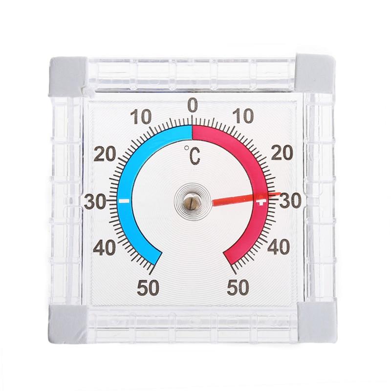 OOTDTY высокое качество оконный настенный термометр Температура Крытый Открытый настенный теплица офис Сад домашний термометр