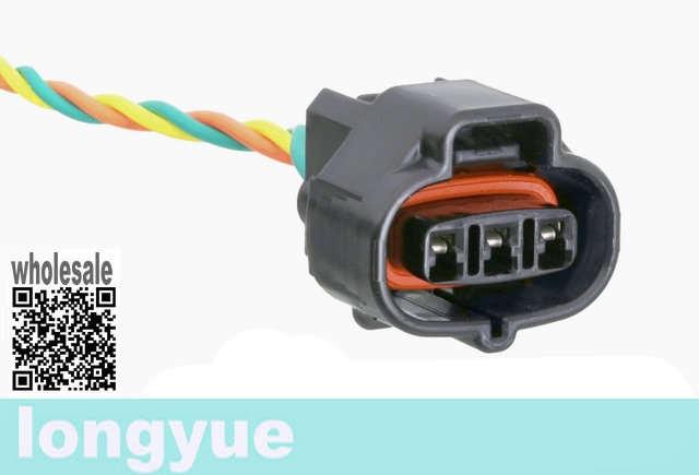 US $24 95 |longyue 10pcs 3 Pin 2JZGTE 2JZ GTE Map Sensor Connector wiring  harnes 6