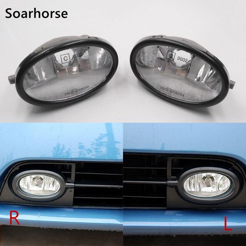 Soarhorse For Honda Civic Accord Acura CRV Fit Insight Car Front Fog Lights 08V31 S5D 1M102