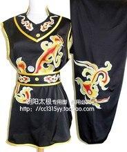 Customize Chinese wushu uniform kungfu clothing taolu suit Martial arts clothes nanquan for men women girl boy children kids