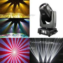 Сценический светильник ing 17R Шарпи луч 350 Вт движущаяся голова светильник с зумом для мытья спорта goobo для диско-dj свадебного сценического эффекта