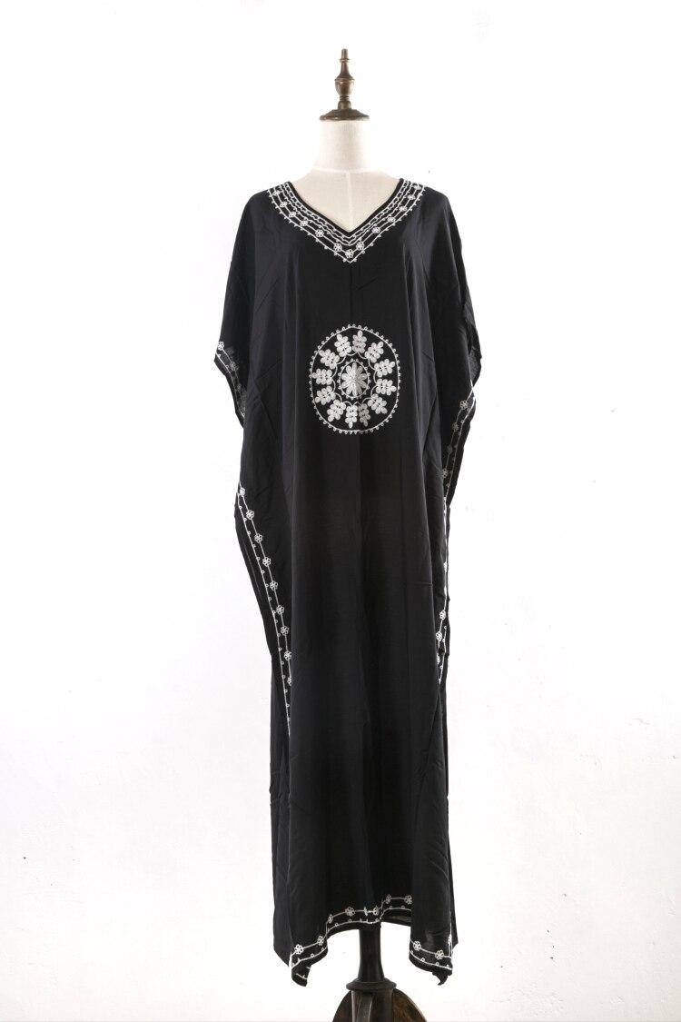 Beach Long Casual Caftan Dress