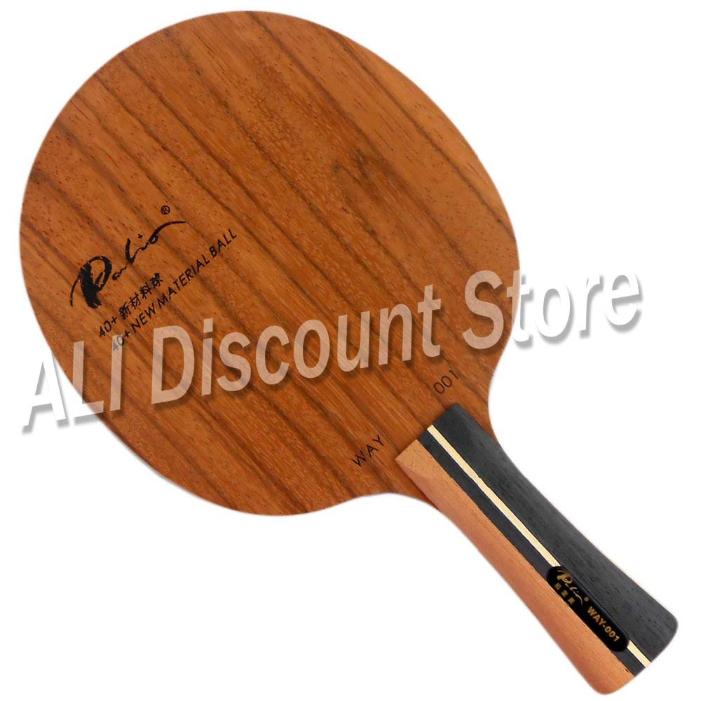 Palio official way001 way 001 table tennis blade pure wood for 40+ new material table tennis racket sports racquet sports original palio a2 a 2 a 2 table tennis blade pure wood special for beijing team table tennis rackets racquet sprots