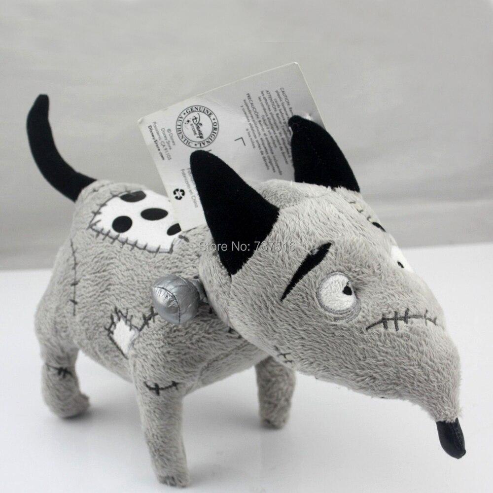 New Tim Burton S Frankenweenie Sparky Plush Dog Stuffed Doll Toys 14 L X 8 H Toy New Toy Plushdoll Sex Toy Aliexpress