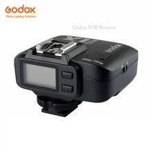 Godox x1c (x1r-c x1r-n приемник) 2.4 г Беспроводной флэш-один приемник для Canon серии Камера 1000D 600D для nikon700d 650D 100d
