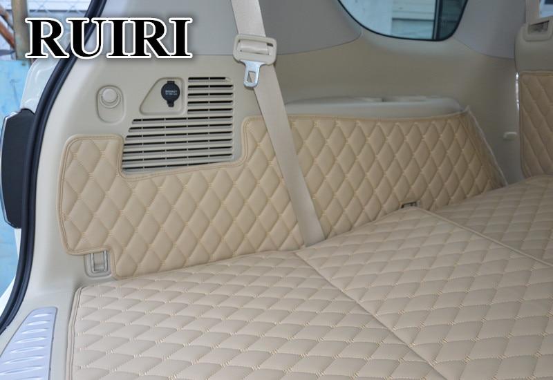 Тегін жеткізу! Nissan Patrol Y62 арнайы - Автокөліктің ішкі керек-жарақтары - фото 4