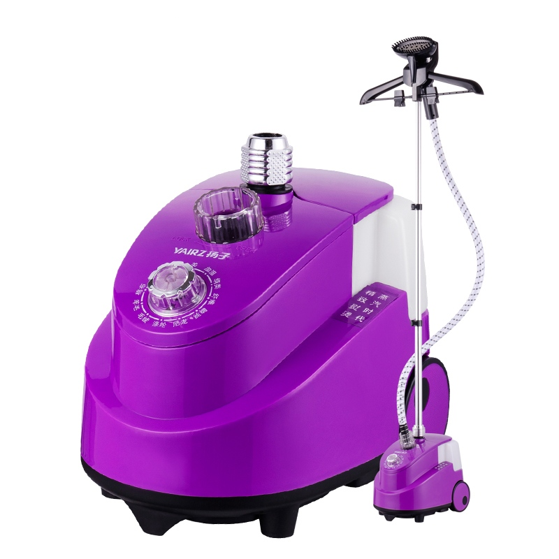 Home Mini Hanging Machine Hot Clothes Steam Ironing Machine Electric Iron Hand Held Garment Steamer portable garment steamer 1000w handheld clothes steam iron machine steam brush mini household ironing for for fabrics clothes