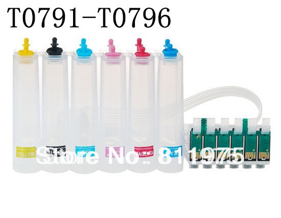 Continuous Ink Supply System ciss 79 ink cartridge for epson 1400 PX650 PX660 PX660 700W 710W