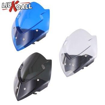 Из АБС-пластика для мотоцикла ветер Экран лобовое стекло Щит Экран для Suzuki GSX-S1000 GSXS 1000 2016 2017 2018 2019 GSXS1000 обтекатели >> LJBKOALL Official Store