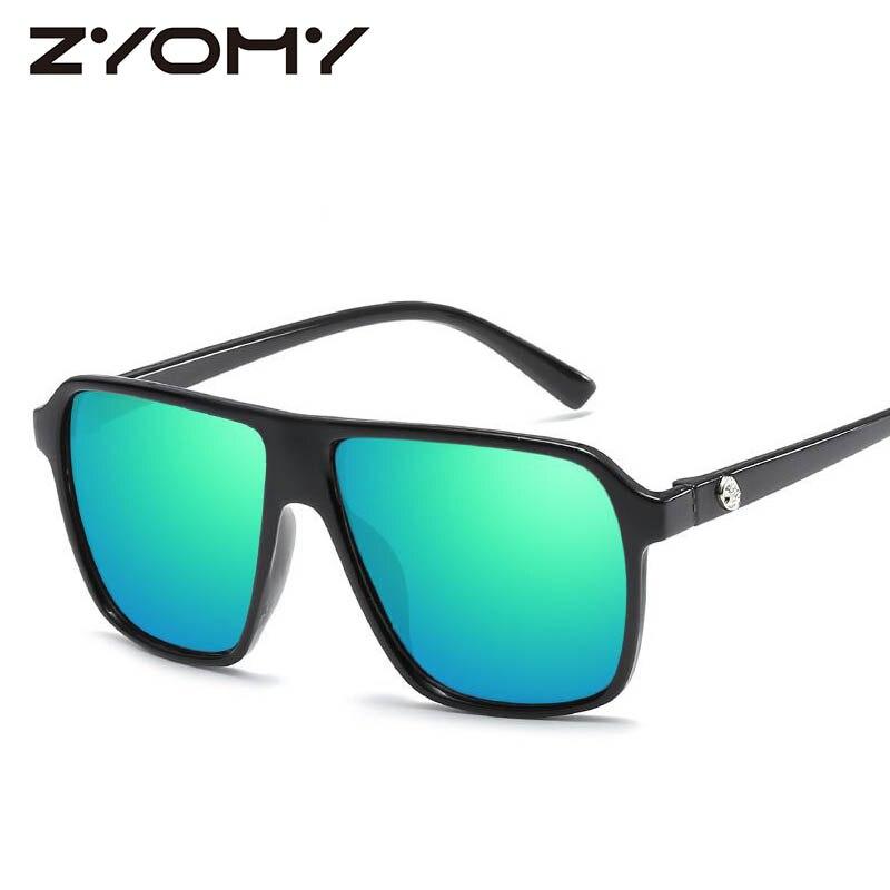 Dames Heren Zonnebrillen Gafas Luxe Rijdenbril Retro Oculos De Sol - Kledingaccessoires