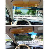 Car Sun Visor HD Anti Sunlight Dazzling Goggle FOR mazda cx 5 reno megane 3 prior dodge caliber solaris suzuki grand vitara