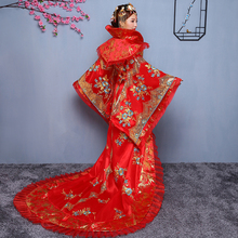 Gorgeous Traditional Hanfu Oriental national Ancient Chinese Queen Cosplay Costume princess Clothes Lady Stage belle Dress