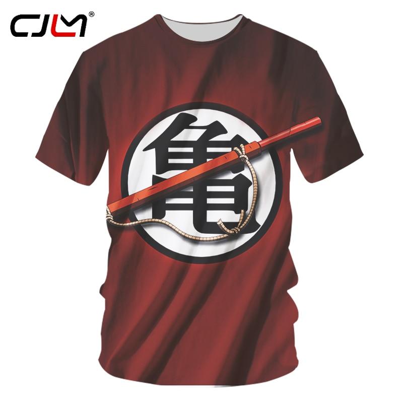 Cjlm Gokus Train Mens T Shirt Dragon Ball Z Anime Kame Symbol