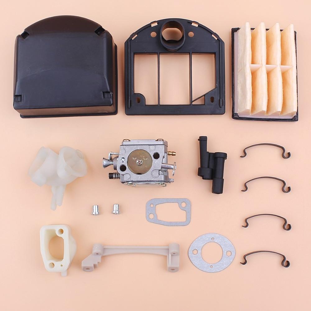 Carburetor Carb Grommet Air Filter Cover Repair Kit For HUSQVARNA 266 268 272 XP 272XP Chainsaw 503280316
