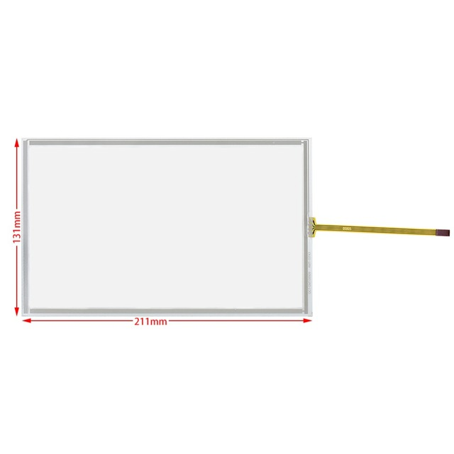 Glass Monitor Original For Siemens TP900 Comfort 6AV2124