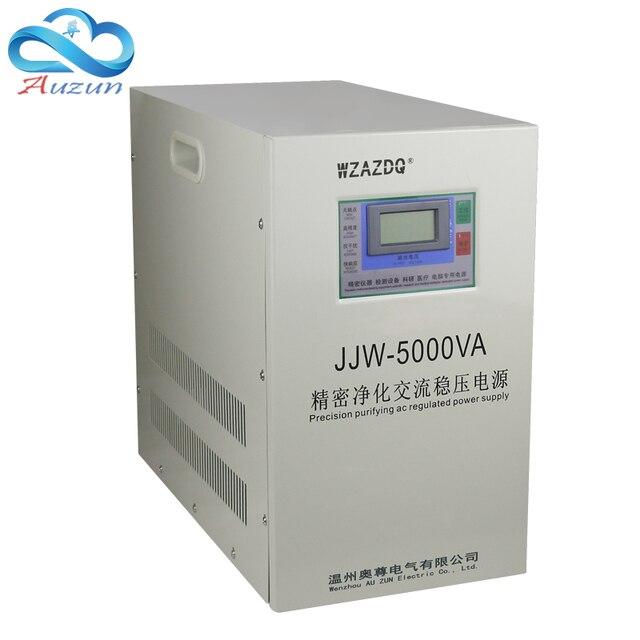 Tension stabilisée 5000W | En 220, régulateur de tension de haute précision V, filtrage anti-interférence