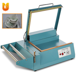 UDFQ-380 Hand-operated L-type sealing and cutting machine