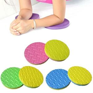 2PCS Plank Workout Knee Pad Cu