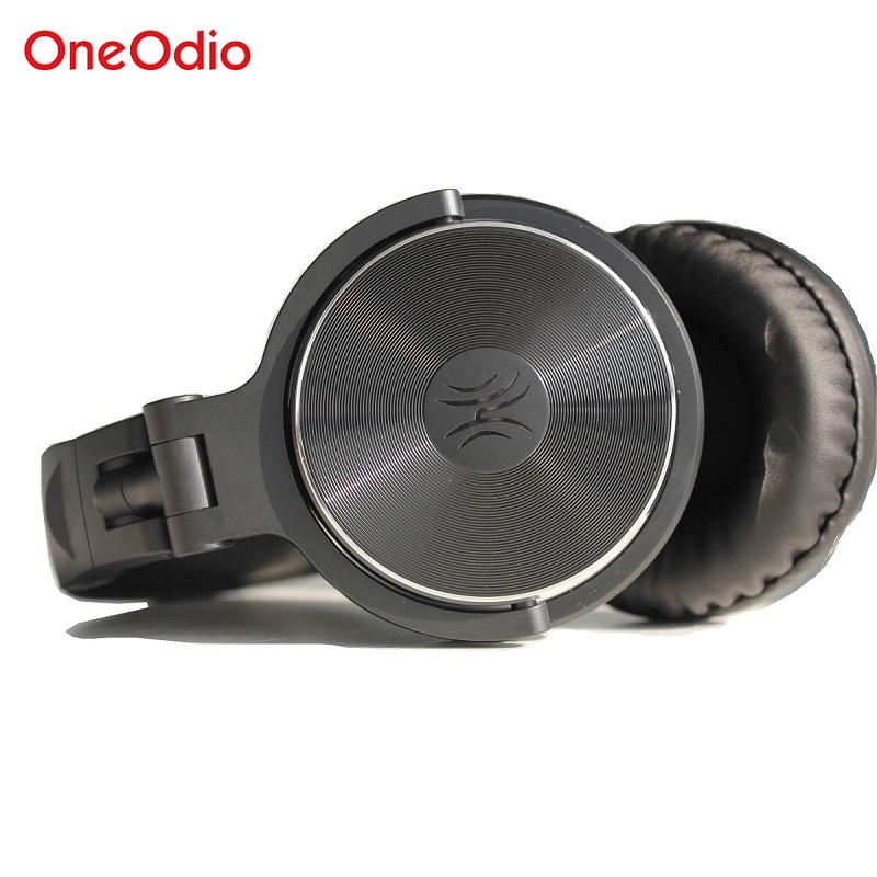 Original Oneodio Headphone Professional Studio Dynamic Stereo DJ Headphones With Microphone HIFI Headset Monitoring For Music oneodio wired professional studio pro dj headphones with microphone over ear hifi monitors music headset earphone for phone pc