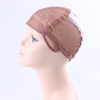 HARMONY 20 Pieces breathable mesh weaving wig caps for making wigs with adjustable strap (Black Brown Blonde in stock) 5